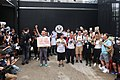 Protesters stay in The Consulate General of the United States of America in Hong Kong and for Macau 20190626.jpg