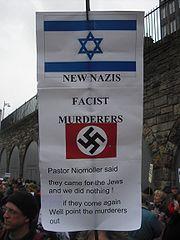 Protests Edinburgh 10 1 2009 5