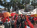 Protests in Dikili against migrants deported back to Turkey from Greece, 2 April 2016 c.jpg