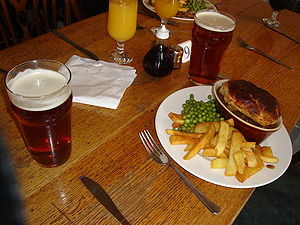 300px Pub grub British and Swedish pub culture with Bishops Arms bar manager