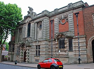Public Library, Dudley