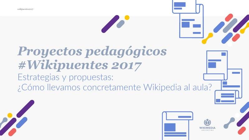 File:Publicación Wikipuentes 2017 proyectos pedagógicos.pdf