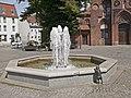 Pug at Altstädtisches Rathaus Brandenburg.jpg
