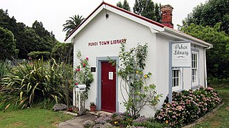 Puhoi - Puhoi Town Library