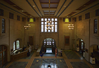 Purdue Memorial Union - Great Hall, looking south