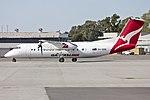 QantasLink (VH-SBG) de Havilland Canada DHC-8-315Q at Wagga Wagga Airport 1.jpg