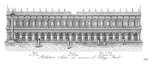 Quadri-Moretti, Piazza San Marco (1831), 13