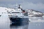 Quark Expeditions Ocean Adventurer Lemiare Channel Antarctica 3 (33461158658).jpg
