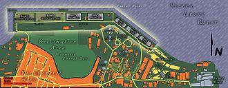 Queen Elizabeth II Quay - Detail Map of Queen Elizabeth II Quay