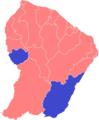 Résultats 1er et 2nd tour de la présidentielle de 2012 en Guyane.png
