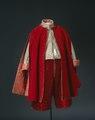 Röd dräkt som tillhört Karl X Gustav, från 1647 - Livrustkammaren - 48035.tif