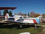 RA-44446 (aircraft), YAK18 pic1.JPG