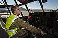 RAAF airman in a C-130J at Red Flag 15-1.JPG
