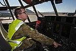 RAAF airman in a C-130J at Red Flag 15-1.JPG
