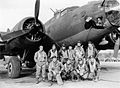 RAF Chelveston - 305th Bombardment Group -B-17 Crew Geezil.jpg