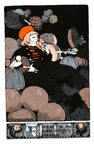 Dutch Fairy Tales for Young Folks (Thomas Y. Crowell 1918).