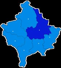 Distrito de Pristina