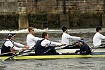 Racing boats during the The Boat Race in spring 2013 (5).JPG