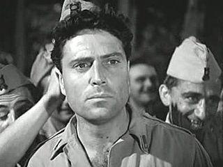Raf Vallone Italian actor