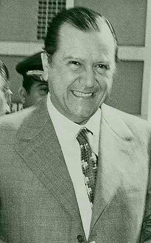 Venezuelan general election, 1983 - Image: Rafael Caldera, 1971