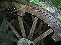 Rag Mill water wheel - geograph.org.uk - 1529051.jpg