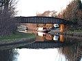 Rail Bridge over Canal - geograph.org.uk - 299156.jpg