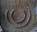 Railing Pillars with Amaravati Art at Velpuru Ramalingeswara Temple 04.JPG
