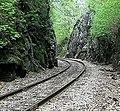 RailroadCutCavendishVermontPresumedToBePhineasGageAccidentSite cropped.jpg