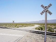 Level crossing - Wikipedia