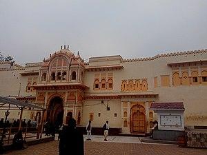 Ram Raja Temple, Orchha, Madhya Pradesh, India
