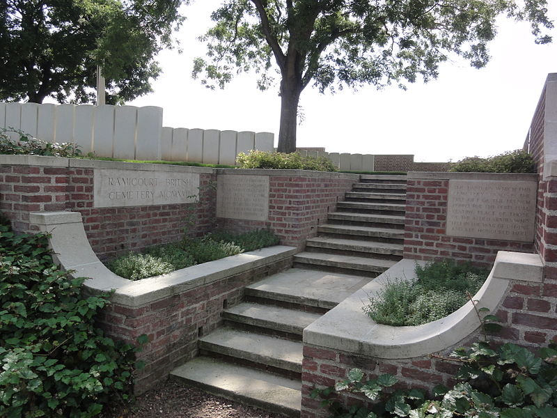 Ramicourt British Cemetery (Aisne)