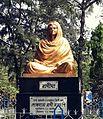 Rani Rasmani statue.jpg