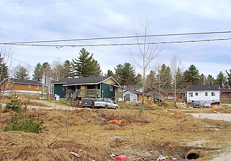 Rapid Lake, Quebec - Image: Rapid Lake FN 3