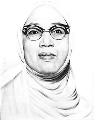 Rasuna Said - Hajjah Rangkayo Rasuna Said.