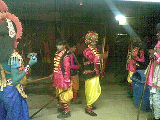 Bilaspur, Chhattisgarh - Raut Dance of Bilaspur Chhattisgarh