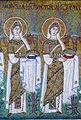 Ravenna, S.Apollinare nuovo, SS. Anatolia & Vittoria.JPG
