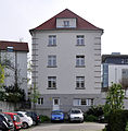 Ravensburg Brauhaus-Areal Brauereigebäude Seite.jpg