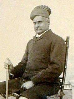 Raja Ravi Varma Indian painter from Kerala