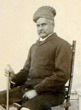 Raja Ravi Varma - Image: Ravivarma 1b