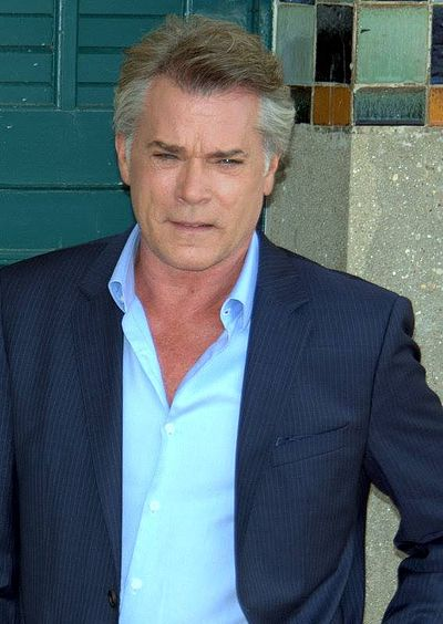 Ray Liotta, American actor, voice actor, and producer