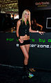Razer girl at GamesCom - Flickr - Sergey Galyonkin.jpg