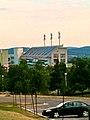 Razorback Stadium from Maple Hill - panoramio.jpg