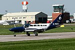Recon G-MIND Cessna 404 Coventry(4) (24269425707).jpg