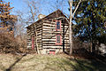 Regester Log House South and West Facade.jpg