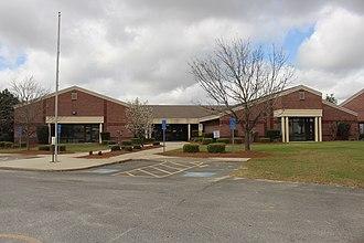 Reidsville, Georgia - Image: Reidsville Middle School