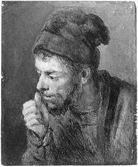 Rembrandt - Portrait of a man facing left.jpg