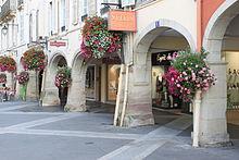 Remiremont wikip dia for Piscine de remiremont