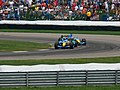 Renault duo 2006 United States GP (183782255).jpg