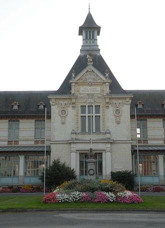 Agrocampus Ouest - Image: Rennes École nationale supérieure agronomique
