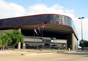 Dallas Stars - Reunion Arena was the first home for the Stars in Dallas. The arena was the Star's home from 1993 to 2001.